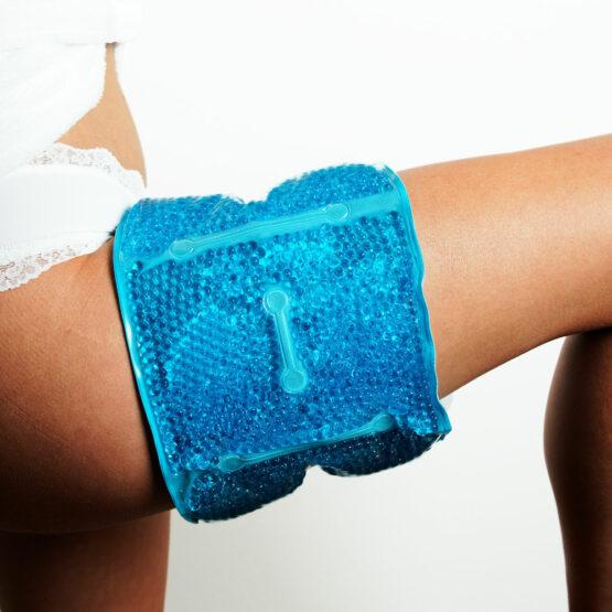 ceinture froide cryo anticellulite pour les cuisses et fesses