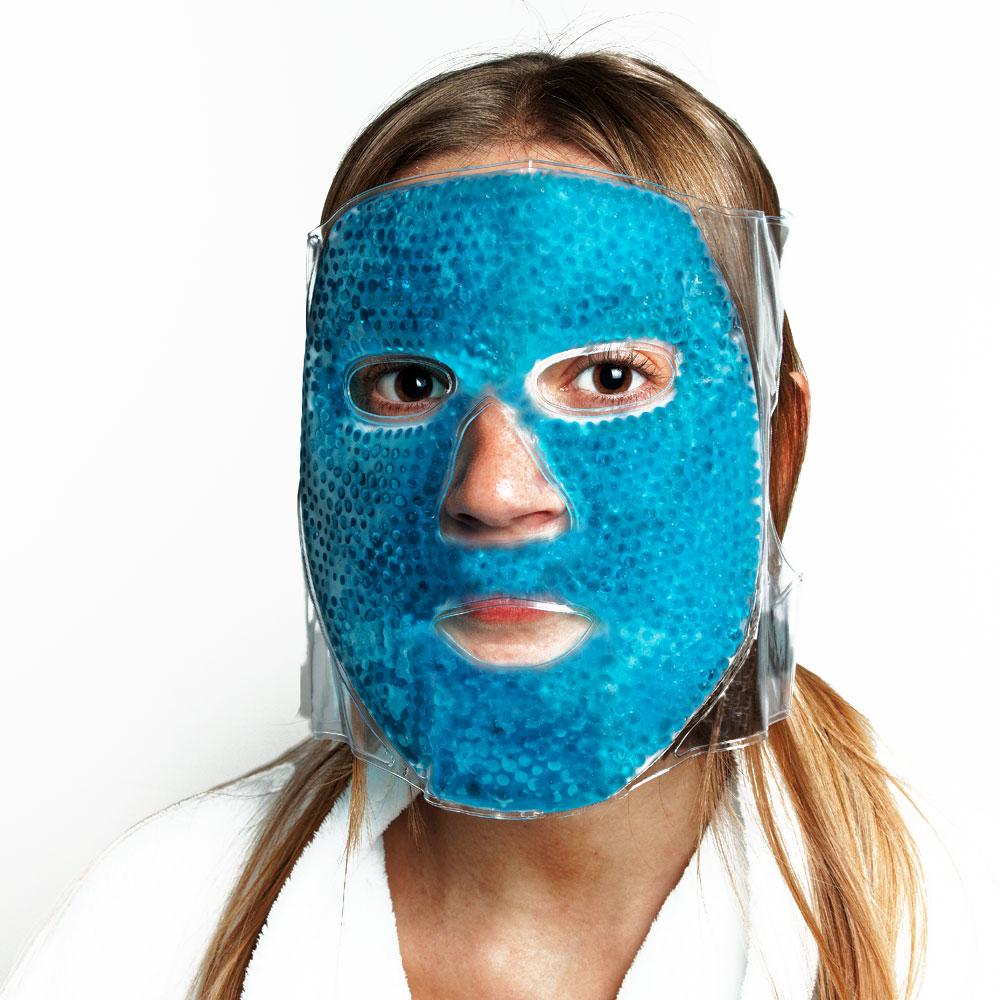 masque facial visage froid anti ride
