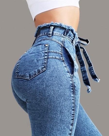 Secret pour grossir des fesses