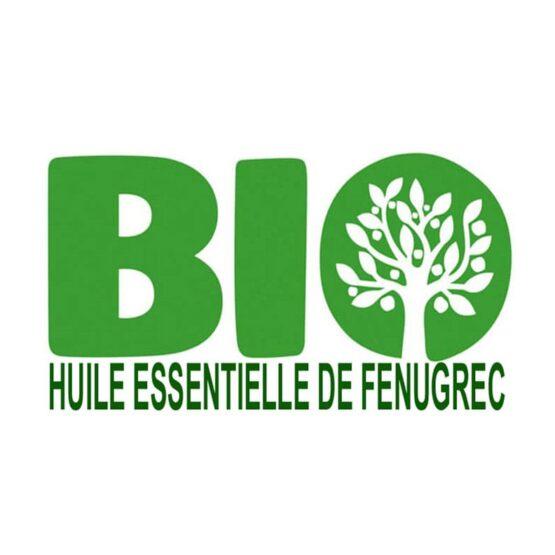 Label bio huile essentielle de fenugrec