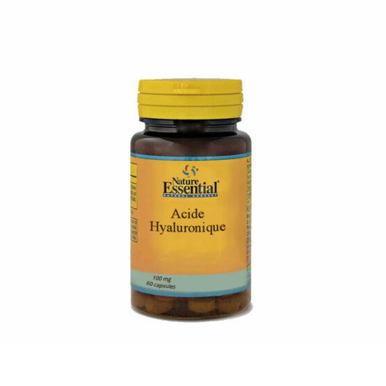 Acide hyaluronique, 60 gélules anti âge, anti ride