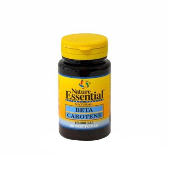 Gélules de bêta-carotène bon pour la peau, le bronzage et anti-oxydant