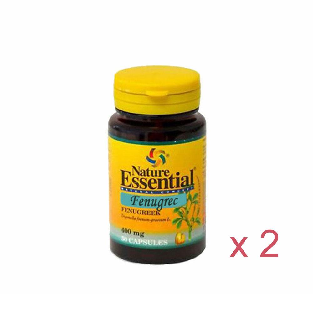 Fenugrec gélules 2 boites