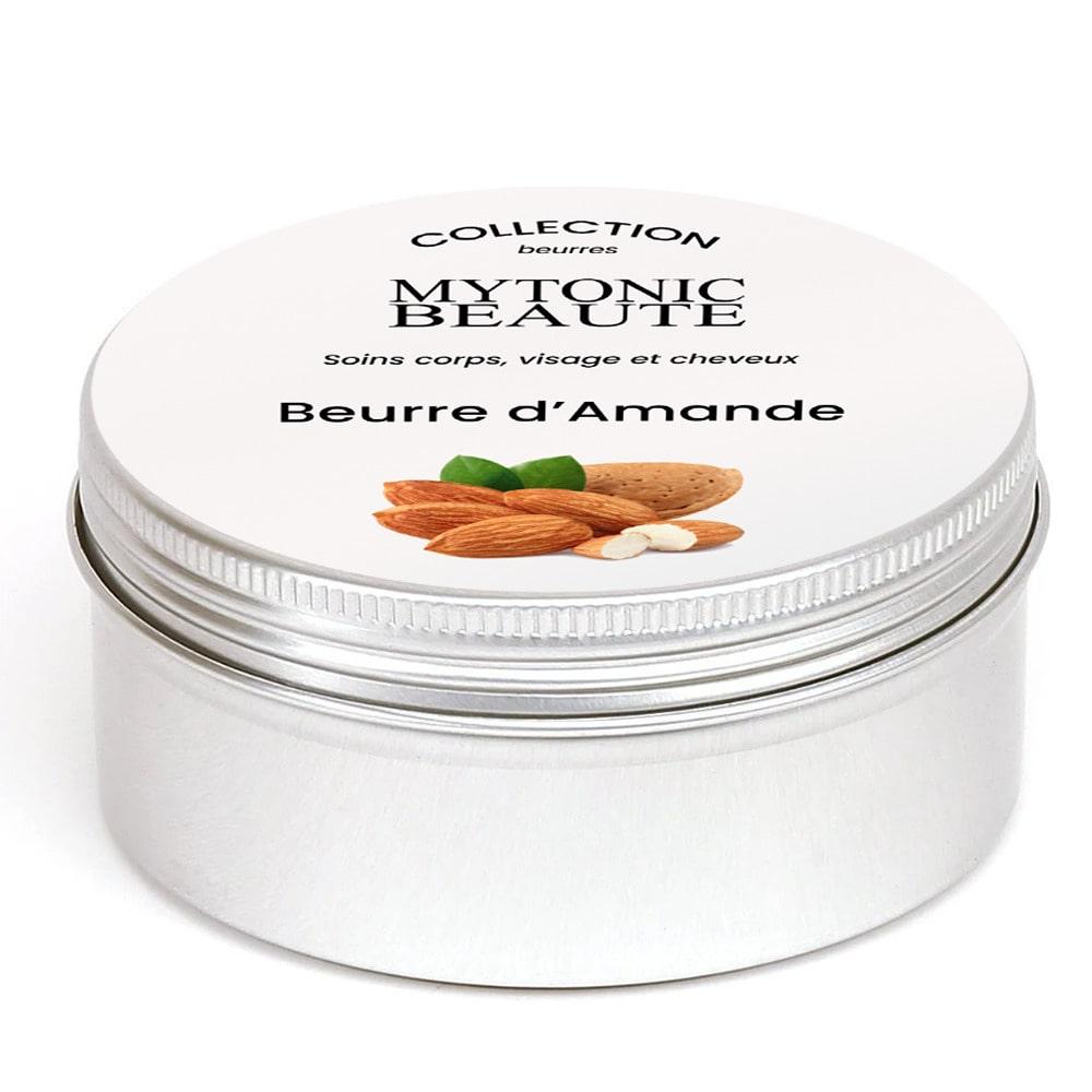 beurre d'amande cosmétique corps visage cheveux cryotonic-beauté
