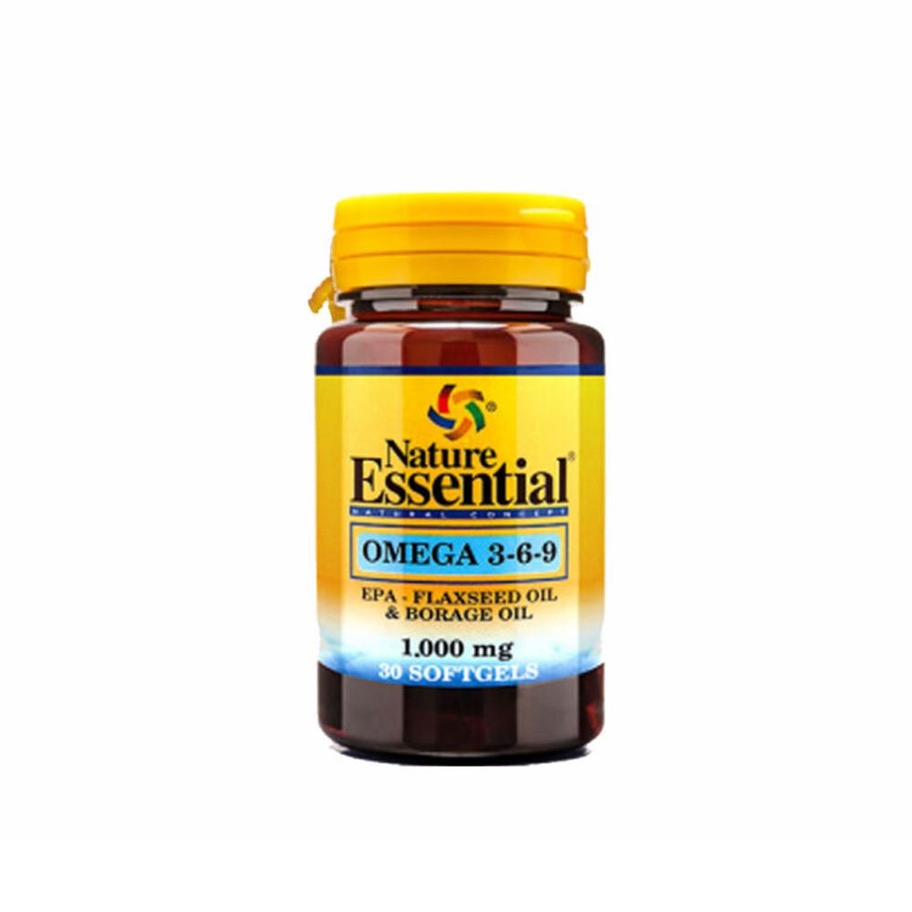 omega 3-6-9 compléments alimentaires