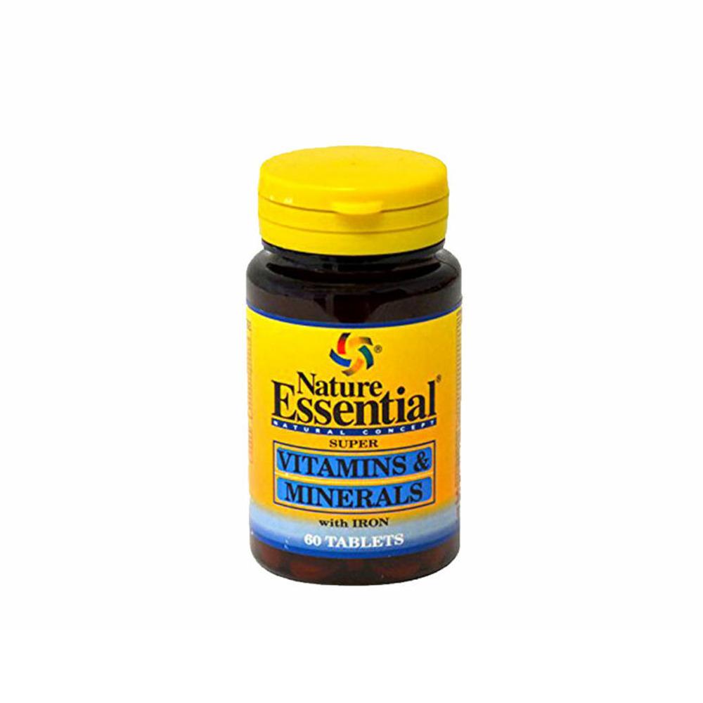 Gélule de vitamines et minéraux
