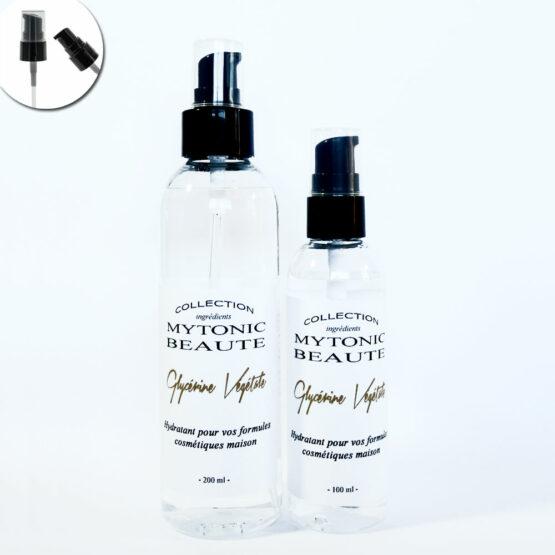 glycérine vegetale liquide pour produits cosmétiques
