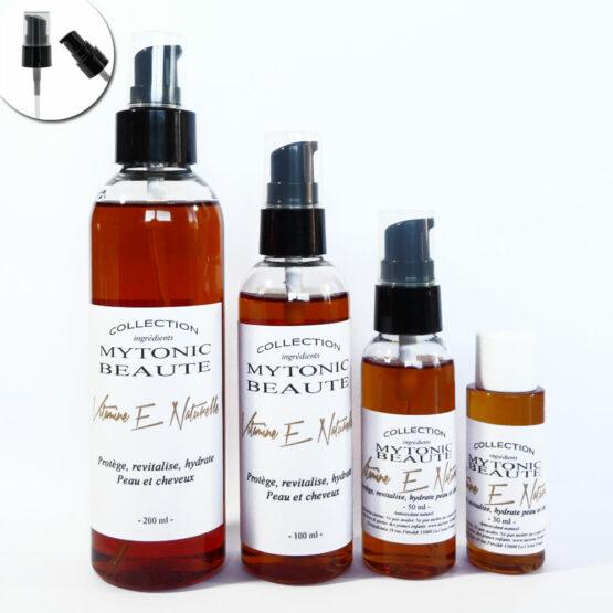 vitamine E antioxydant pour produit cosmétique