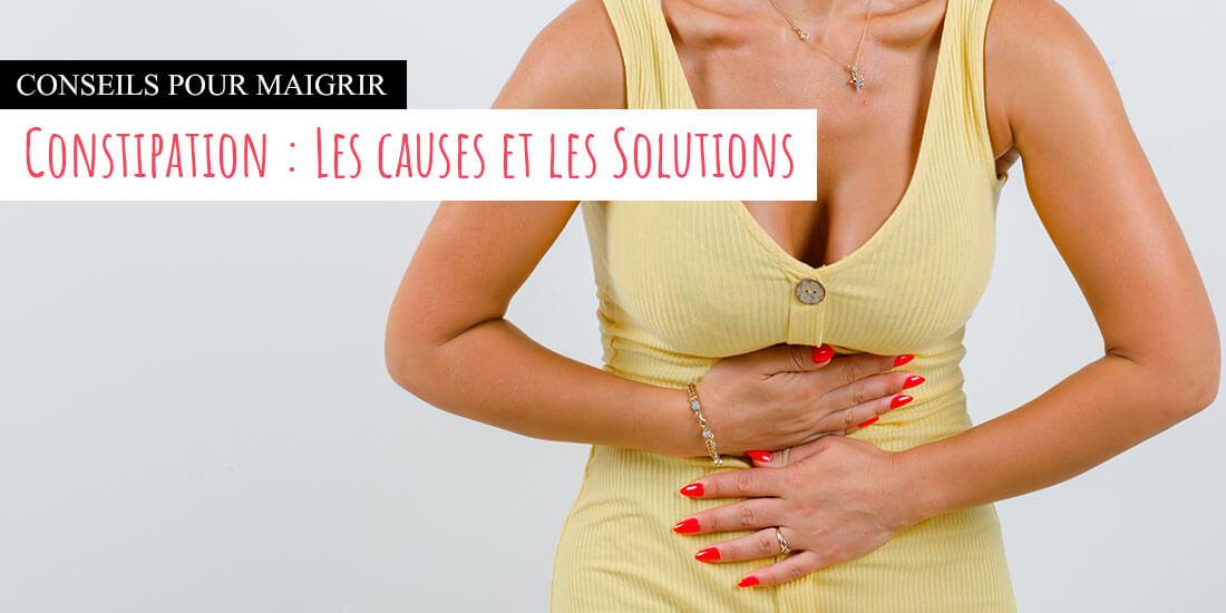 Constipation : quelles sont les causes et quelles solutions pour ne plus être constipé